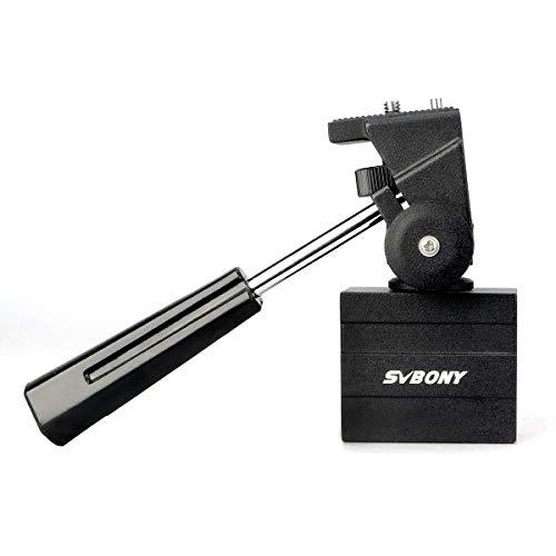SVBONY Spotting Scope Raambevestiging Verstelbare Voertuig Auto Raambevestiging Adapter voor Monoculaire Verrekijker Camera Nachtzicht