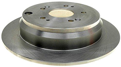 ACDelco Silver 18A2389A Rear Disc Brake Rotor