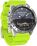 PKLG Smart Watch Impermeabile 200 M Altezza Bussola Immersione Al Quarzo Business Sport Bluetooth Frequenza Cardiaca Pressione Sanguigna Monitoraggio Ossigeno Nel Sangue (D)(B)
