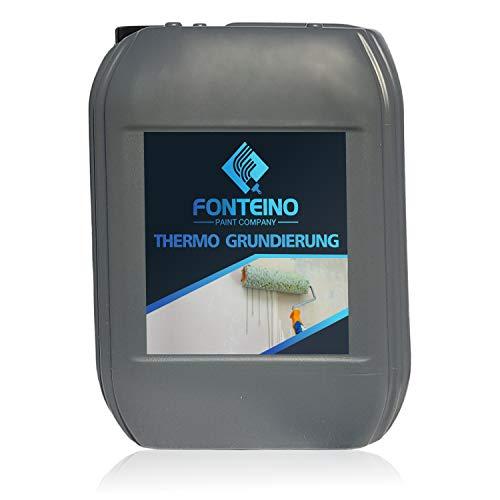 Thermo Grundierung Wände & Fassaden Untergrundvorbereitung Putzgrundierung 10L