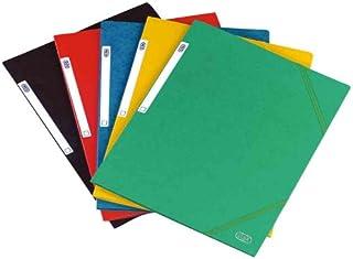 1 Chemise /à /élastiques 3 rabats 25x35cm en carte BEATTLES Plusieurs visuels disponibles