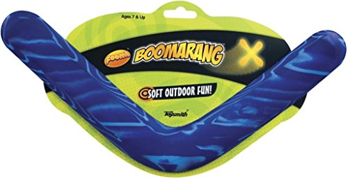 Toysmith souple ext-rieure Bungle Bungle Boomerang 74142 - pack de 12