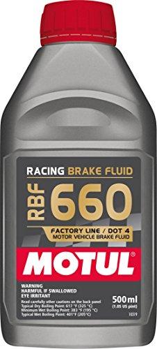 MOTUL Race Brake Fluid RBF 660Factory Line Dot 4fluida bremsöl 0,5l