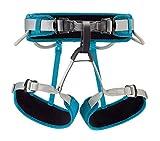 PETZL Unisex Adult Corax Harness, Turquesa, 2