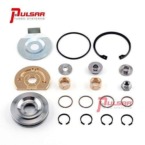 Pulsar Turbo 360 Degree S400 Turbo Rebuild Kit S475 S480 S488 Staggered Step Gap Seal Ring