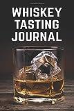Whiskey Tasting Journal: Bourbon Tasting Logbook | Premium Luxury Alcohol Beverage Log Book | Liquor Spirits Taste Notes & Drinking Notebook