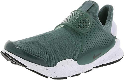 Nike Sock Dart SE, Scarpe da Fitness Uomo, da Grigio Scuro a Nero, Bianco, 44 EU