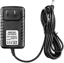 AC Adapter for Horizon Fitness EX-59 EX-79 Elliptical Trainer Charger Power Cord