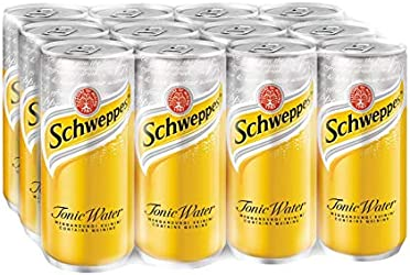 Schweppes Tonic Water, 12 x 320ml