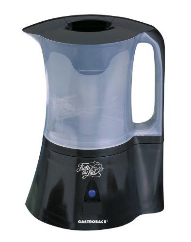 Gastroback 42410 melkopschuimer voor 1 liter melkschuim