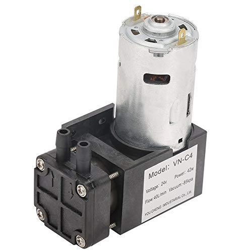 Pompa per vuoto senza olio, resistente all'usura, per piccole vibrazioni Pompa senza olio ad alta efficienza per condizionatore d'aria Pompa per vuoto per pompa per servofreno