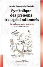 Livres Symbolique des prénoms transgénérationnels PDF