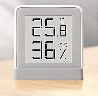 xdrfxrghjku Termómetro Digital LCD con Sensor Higrómetro En El Interior Y Exterior A