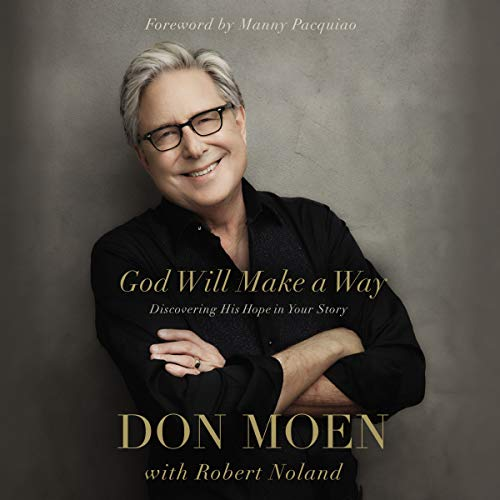 God Will Make a Way audiobook cover art