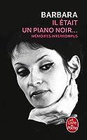 Il Etait UN Piano Noir (Serie Noir)