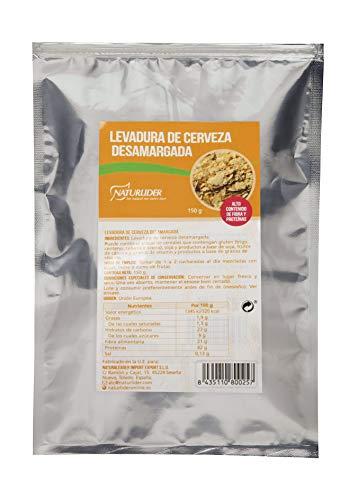 Naturlider Levadura Cerveza Desamargada 150 Gr Bolsa 150 Gramos 100 g