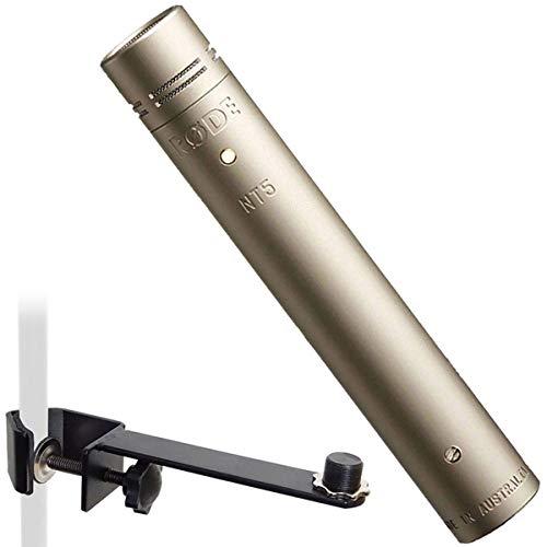 Micrófono de condensador Rode NT5 S + soporte Keepdrum para micrófono