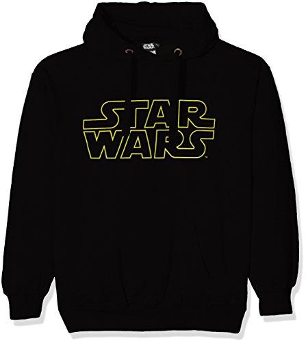 Star Wars Basic Logo Sudadera con Capucha