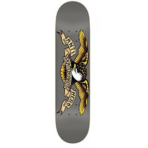 Anti-Hero Classic Eagle Tablett Skateboard-Unisex One Size grau