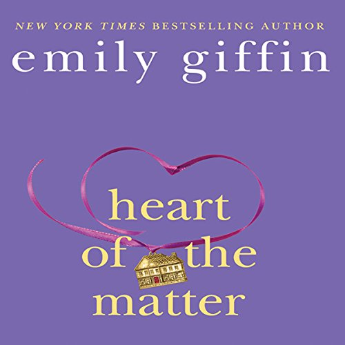 Heart of the Matter                   By:                                                                                                                                 Emily Giffin                               Narrated by:                                                                                                                                 Cynthia Nixon                      Length: 10 hrs and 16 mins     1,160 ratings     Overall 4.0