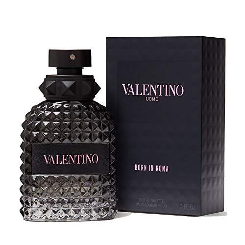 Valentino Herren Born In Rom Etv, 50 ml, 1er Pack (1 x 1 Stück)