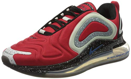Nike Herren AIR MAX 720 / Undercover Laufschuh, University Red Blue Jay, 42 EU