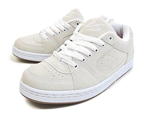 eS Skateboard Shoes Accel OG White/Gum Mens Size 12