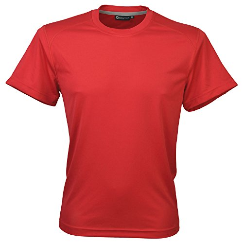 Cool Sport Men Functioneel shirt, herenshirt, T-shirt, sneldrogend, verschillende kleuren, merk Schwarzzwolf outdoor, product