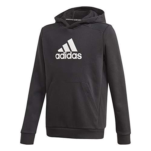 adidas B BOS HD Tennis Shorts, Black/White, 1314 Boys