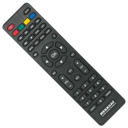 Megasat HD390 Fernbedienung