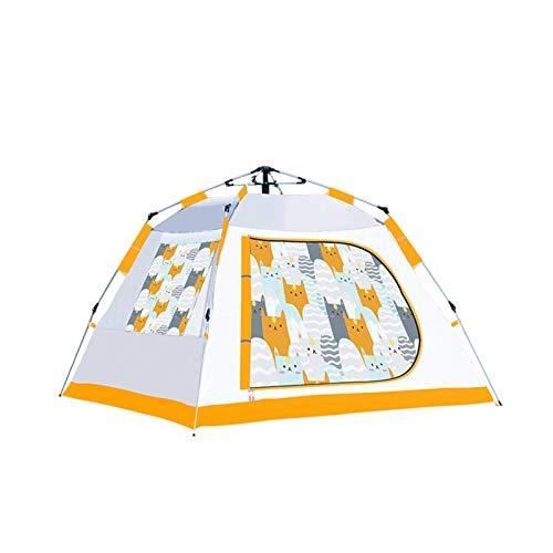 SQL Tienda Camping al Aire Libre Espesado Totalmente Plegable Plegable Campo portátil tormenta de Lluvia Prevención de la Playa de los niños Camping