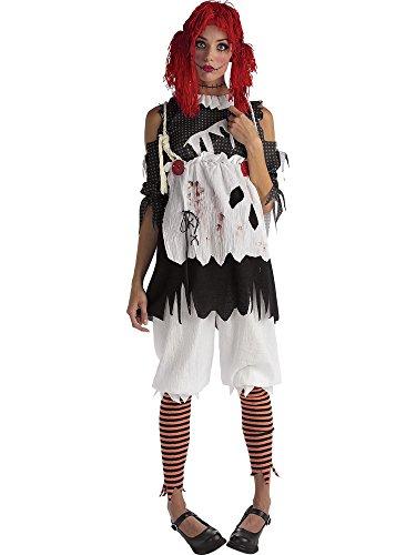 Gothic Ragdoll Girl Adult Costume