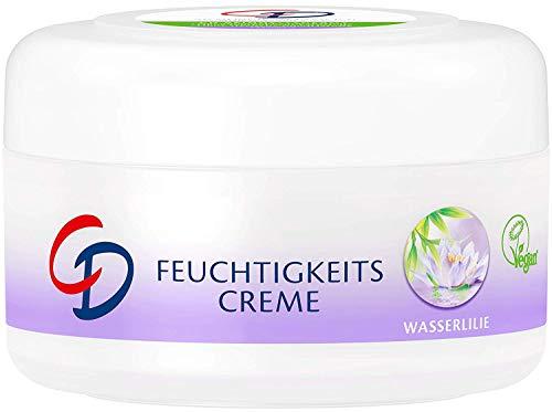 CD Feuchtigkeitscreme Wasserlilie für normale und empfindliche Haut/vegan, 200 ml