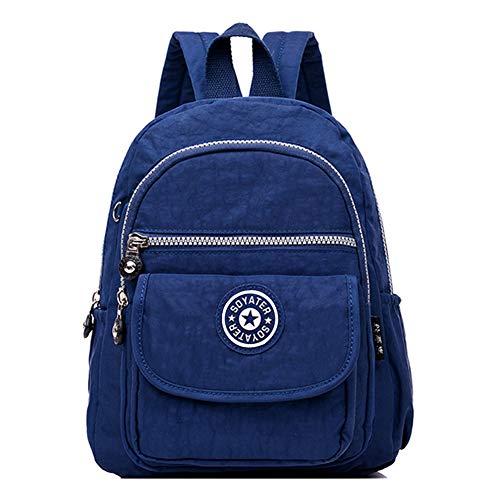 Mini Backpack for Women & Girls. Fashion Designed Light Casual Travel Daypack