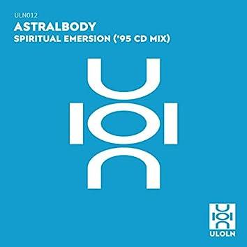 SPIRITUAL EMERSION ('95 CD MIX)