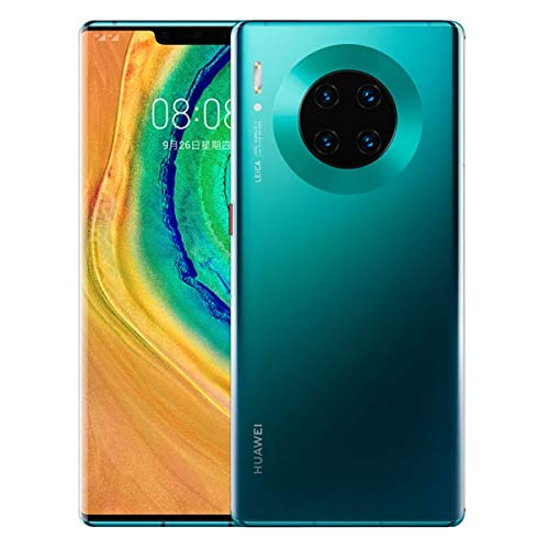 Huawei Mate 30 Pro 5G LTE 6.5' desbloqueado - versión china (8 GB 512 GB RAM, verde)