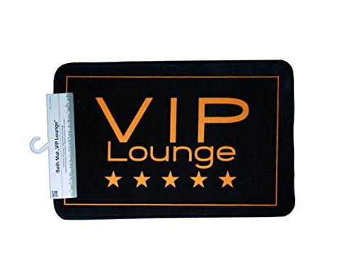 Nodshop Out of The Blue 14/2123 VIP Lounge Tapis de Bain à Suspendre avec présentoir 70 x 45 cm