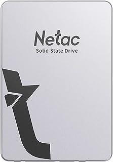 Netac SSD 128GB 内蔵2.5インチ SATA3 6Gb/s 7㎜ 3D NAND FLASH PS4動作確認済み メーカー3年保証 -N530S