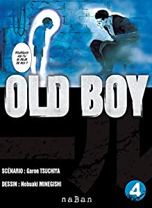 Old Boy Edition double Tome 4