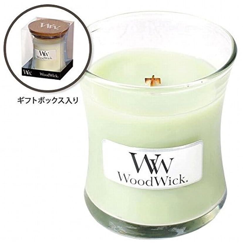 病小間転用WoodWick(ウッドウィック) Wood WickジャーS 「ライムジェラート」(W9000561)
