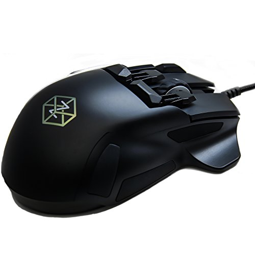 Swiftpoint Z Gaming Mouse, 13 Programmable Buttons, 5 with...