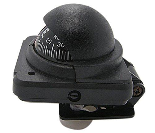 Hycy Im Freien Bewegliches ABS Mini-Elektronisches Fahrzeug-Auto-Navigations-Meer, Das Marine-Boots-Schiffs-Kompass-Neigungsmesser-Steigung Measurment Schwenkt