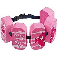 Beco Sealife - Cinturón de natación para niños, 30 kg, Color Rosa