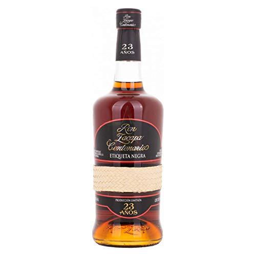Ron Zacapa Centenario ETIQUETA NEGRA 23 Años - Old Edition Rum (1 x 0.7 l)