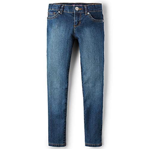 The Children's Place Girls' Big Super Skinny Jeans,...