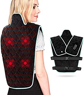 Wearable Back and Neck Heating Pads