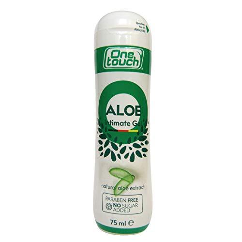 One Touch Aqua Gleitgel 75ml TEA TREE Oil Wasserbasis Teebaumöl
