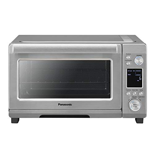 Panasonic NB-W250S Compact 1750 Watt High Speed Convection Toaster Oven