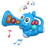 Knowing Juguetes Musicales para Niños, Juguete de Teclado de Piano para Niños Pequeños, Juguete Musi...