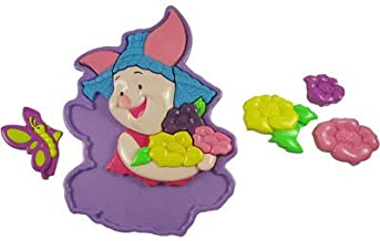 Disney's Winnie the Pooh Piglet 3-D Puzzle - Big pieces for small hands!